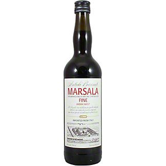 Antichi Baronati Fine Ambra Sweet Marsala, 750 mL