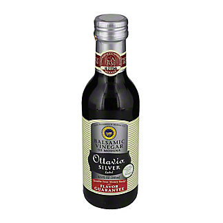 Ottavio Silver Label Balsamic Vinegar of Modena, 8.5 oz
