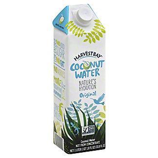 Harvest Bay Coconut Water,33.8OZ