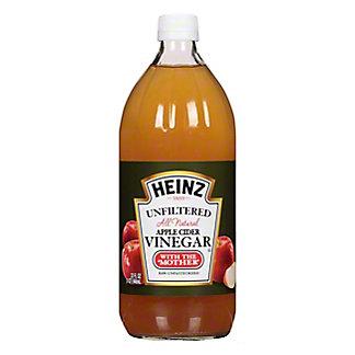 Heinz Unfiltered All Natural Apple Cider Vinegar,32 OZ