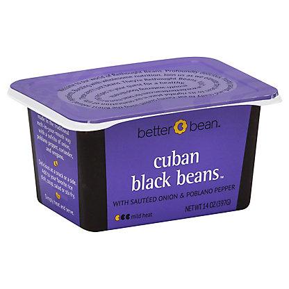 Better Bean Cuban Black Beans,15OZ