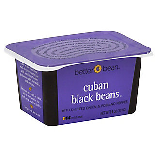 Better Bean Cuban Black Beans,15OZ