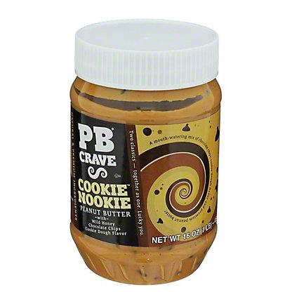 PB Crave Cookie Nookie Peanut Butter,16 OZ