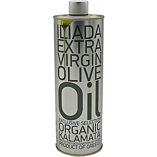 Iliada PDO Organic Kalamata Greek Extra Virgin Olive Oil, 16.9 OZ