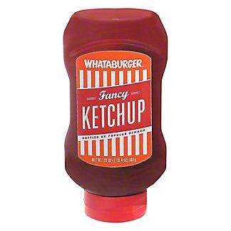 Whataburger Fancy Ketchup, 20 oz