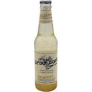 Bruce Cost Fresh Ginger Ale Original Single, 12 oz