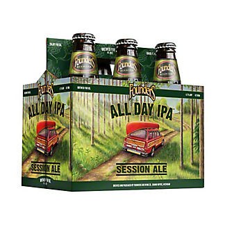 Founders All-Day Indian Pale Ale 6 PK Bottles,12 OZ