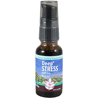 Wishgarden Herbs Deep Stress Pocket Pump, .66 OZ