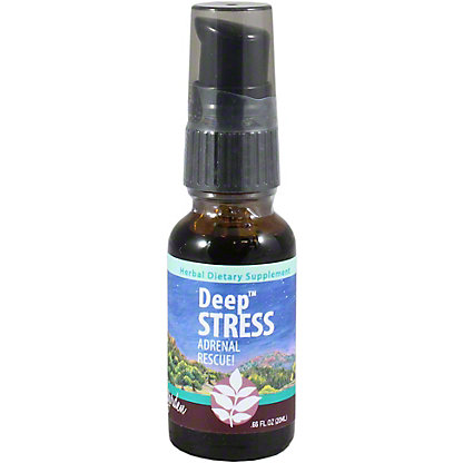 Wishgarden Herbs Deep Stress Pocket Pump, .66 OZ