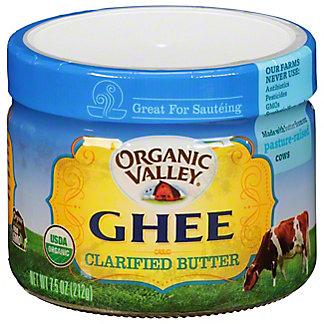 Organic Valley Organic Ghee Clarified Butter, 7.5 oz