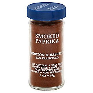 Morton & Bassett Smoked Paprika,2 OZ