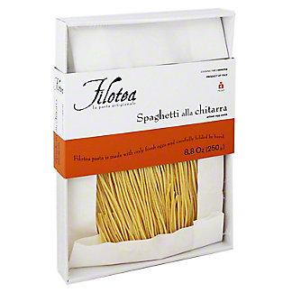 Filotea Spaghetti Alla Chitarra Egg Pasta, 8.5 OZ