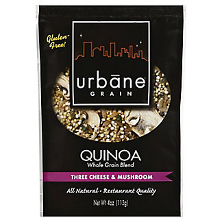Urbane Grain Three Cheese Mushroom Quinoa Blend,4 oz