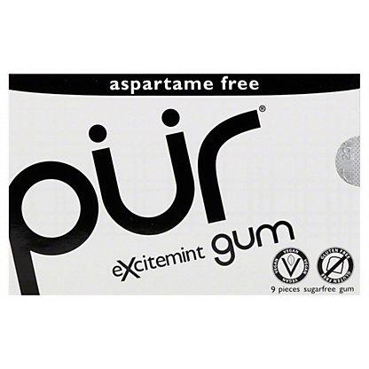Pur Excitement Gum,9 CT