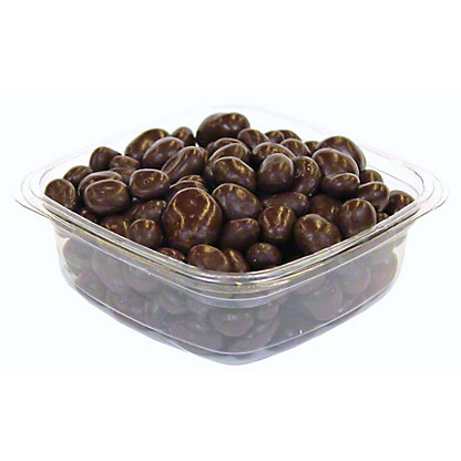 Nassau Candy Dark Chocolate Covered Cranberries,1 LB