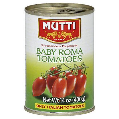 Mutti Baby Roma Tomatoes,14 OZ