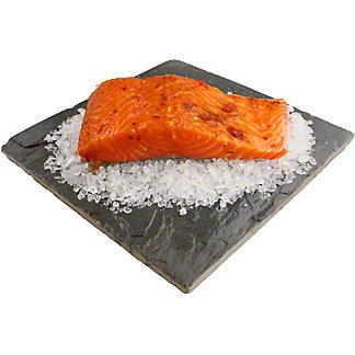 Central Market Honey Orange Habanero Salmon, Lb