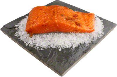 Central Market Honey Orange Habanero Salmon LB