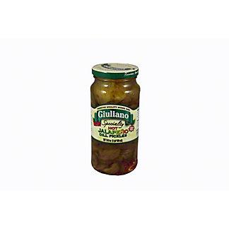 Giuliano Hot Jalapeno Dill Pickles,16.00 oz