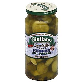 Giuliano Zesty Kosher Dill Pickles,16 OZ