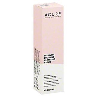 Acure Facial Cleanser Argan Oil + Probiotic,4.00 oz