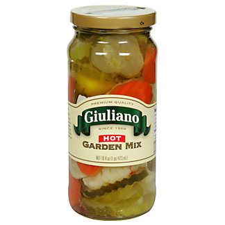 Giuliano Hot Garden Mix,16 OZ