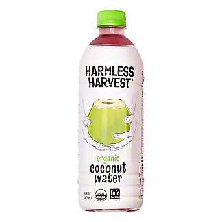 Harmless Harvest 100% Raw Coconut Water, 16 oz