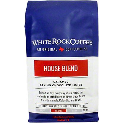 White Rock Coffee House Blend, 12 oz