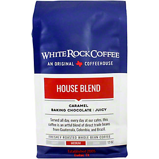 White Rock Coffee House Blend, 12 oz