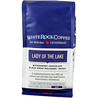 White Rock Coffee Lake Blend, 12 oz