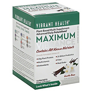 Vibrant Health Box Maximum Vibrance, 10 ct