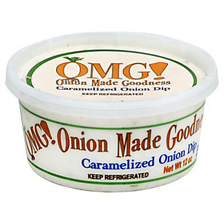 OMG! Caramelized Onion Dip,12OZ
