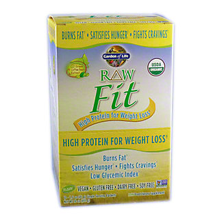 Garden of Life Raw Fit High Protein For Weight Loss, 1 packet