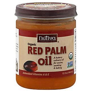 Nutiva Organic Red Palm Oil,15 OZ