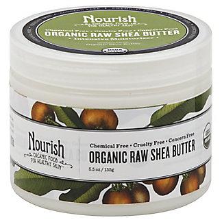 Nourish Organic Nourish Organic Raw Shea Butter Intensive Moisturizer, 5.50 oz
