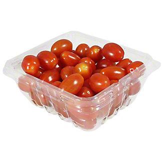 Fresh Organic Grape Tomatoes, 10.5OZ
