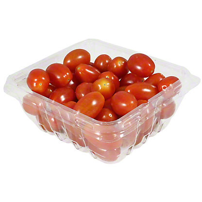 Fresh Organic Grape Tomatoes, 10.5OZ