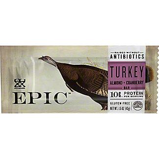 EPIC Epic Turkey Almond Cranberry Bar, 1.5 oz