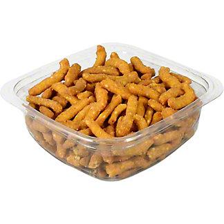 Jalapeno Cheddar Sesame Sticks, lb