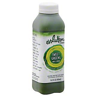 Evolution Fresh Sweet Greens & Lemon, 15.20 oz