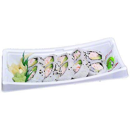 YUMMI SUSHI Spicy Crunchy Yummi Roll, 6.95OZ