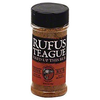Rufus Teague Fish Rub, 6.80 oz