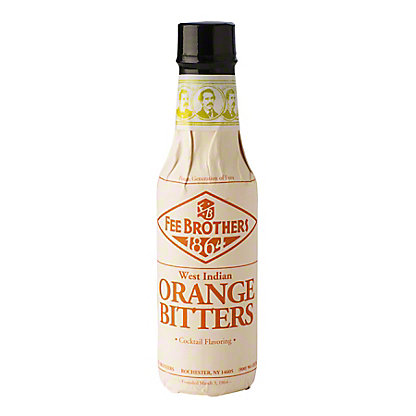 Fee Brothers Fee Brothers West Indian Orange Bitters,4.00 oz