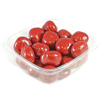 Central Market Red Pastel Chocolate Cherries,11.46Z