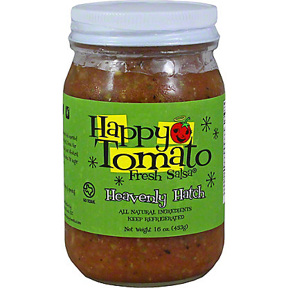 Happy Tomato Heavenly Hatch Salsa, 16 oz
