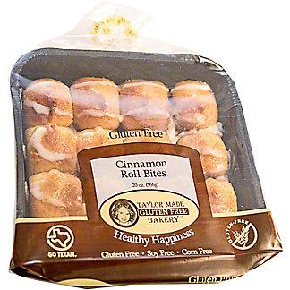 Taylor Made Gluten Free Cinnamon Roll Bites, 20 oz