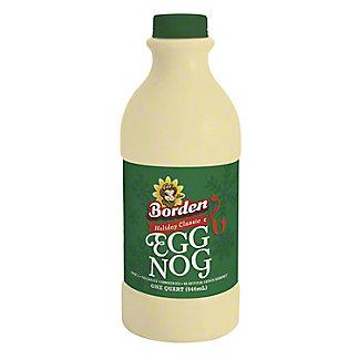 Borden Classic Egg Nog,1 QT
