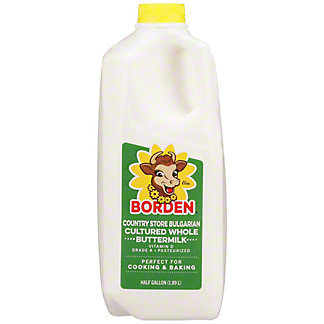 Borden Country Store Buttermilk,64 OZ