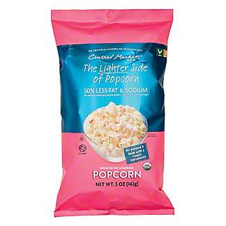 Central Market The Lighter Side of Popcorn, 5 oz