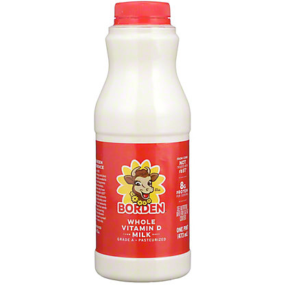 Borden Vitamin D Milk,1 PT